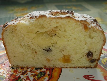 полезный кекс с сухофруктами рецепт